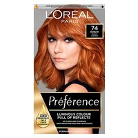 Preference P74 Mango Intense Copper Permanent Hair Dye