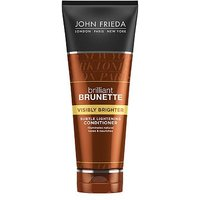 John Frieda Brilliant Brunette visibly brighter conditioner 250ml