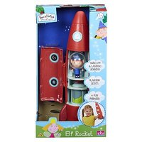 Ben & Holly Elf Rocket