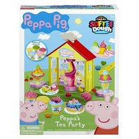 Peppa Pig Dough Tea Party Set