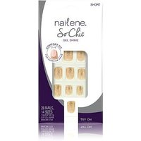 Nailene So Chic Gel Shine nails