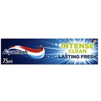 Aquafresh Intense Clean Lasting Fresh Toothpaste - 75ml