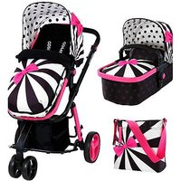 Cosatto Giggle 2 Travel System - Golightly 2