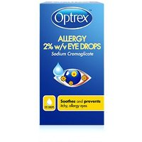 Optrex Allergy 2% w/v Eye Drops - 10ml
