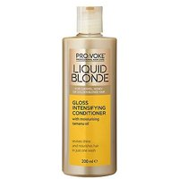 PRO:VOKE Liquid Blonde Intense Shine Conditioner