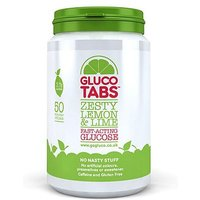GlucoTabs - Zesty Lemon & Lime - 50 Tablets (200g)