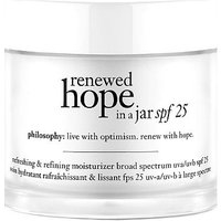 Philosophy Renewed hope in a jar SPF25 60ml