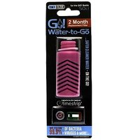 Go! From Water To Go - 2 month replacement filter pink
