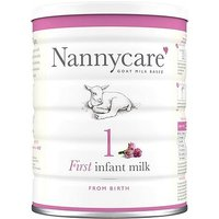 NANNYcare First Infant Milk 1 From Birth 900g