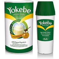 Yokebe Classic Powder & 500ml Shaker Bundle