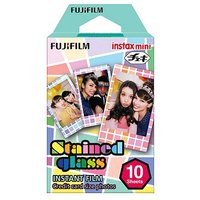 Instax Mini Stained Glass Film 10 Sheets