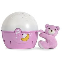 Chicco Next 2 Stars Night Light - Pink