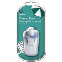 Boots Three Way Travel Fan