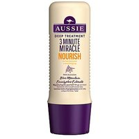 Aussie Miracle Nourish 3 Minute Miracle For Long Hair 250ml