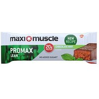 Maximuscle Promax lean protein bar - chocolate mint 60g