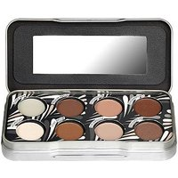 Barry M Get Shapey Brow & Eyeshadow Tin