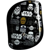 Tangle Teezer Star Wars Multi Print Compact Styler detangling hairbrush