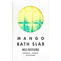 Miss Patisserie mango bath fizzy slab 210g