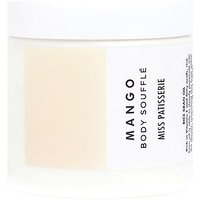 Miss Patisserie mango body souffle 200g