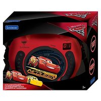 Lexibook disney cars cd player with 2 mics