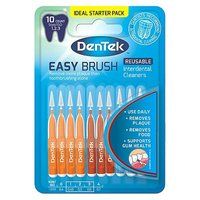 DenTek Easy Brush Cleaners Multi Pack 10