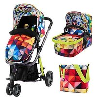 Cosatto Giggle2 Pram & Pushchair Spectroluxe