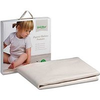 The Little Green Sheep Cot Bed 70x140cm Waterproof Mattress Protector