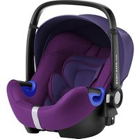 Britax Rmer BABY-SAFE i-SIZE Car Seat - Mineral Purple