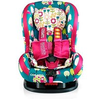 Cosatto Moova2 Group1 Car Seat (with Anti-Escape System) - Happy Campers