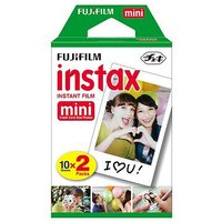 Fujifilm Instax Mini Instant Photo Film - 2 x 10 Shots