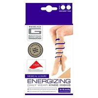 Neo G Energizing Daily Wear Knee Highs Beige - Small