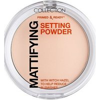 Collection Primed & Ready Powered by Witch Invisible Setting Powder
