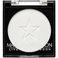 Makeup Obsession Eyeshadow E105 White Out