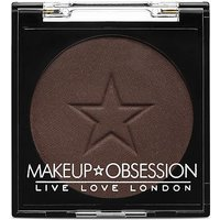 Makeup Obsession Eyeshadow E118 Bourbon Brown