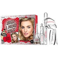 Benefit bigger and bolder brow kit Bigger/bolder light