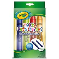 CRAYOLA Twistable Bath Crayons