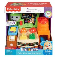 Fisher-Price Laugh & Learn Fruits and Fun Learning Market