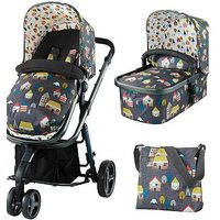 Cosatto Giggle2 Pram & Pushchair Hygge Houses