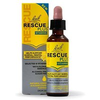 Bach Rescue Remedy Plus dropper 20ml