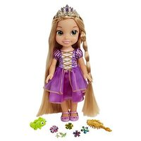 Disney Princess Glow and Style Rapunzel