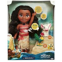 Disney Princess Singing Moana & Friends Toddler Doll