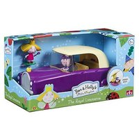 Ben & Holly the royal limousine