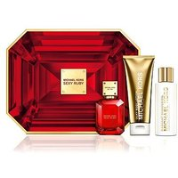 Michael Kors Sexy Ruby 50ml Fragrance Set - Exclusive to Boots