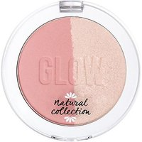 Natural Collection blush and glow Bronze