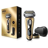 Braun Series 9 9299s Mens Electric Foil Shaver with Pop-Up Trimmer and Travel Case