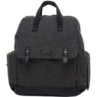 Babymel Robyn Convertible Backpack - Tweed
