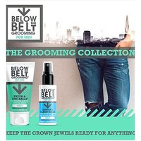 Below the Belt The Grooming Collection