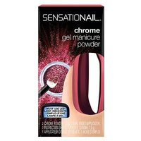 SensatioNail Chrome Powder Rose
