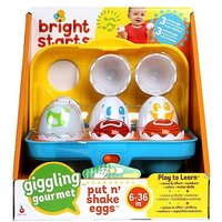 Kids II Put n Shake Eggs