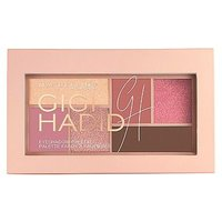 Gigi eyeshadow palette 15 warm Warm